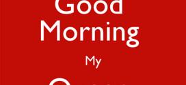 nice morning wish..