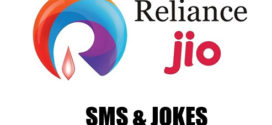 Reliance Jio 4G jokes SMS