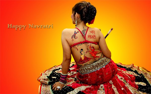 Happy Navratri Status Sms Messages Wishes Quotes Shayari