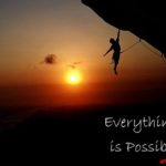 Nothing is impossible Inspiration Motivation quotes