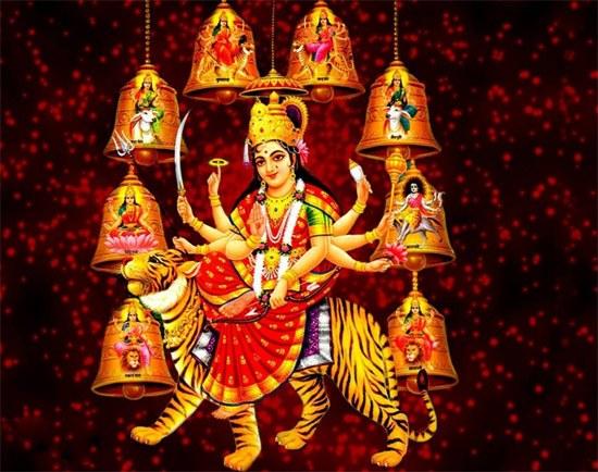 Adhya Shakti Tujne Namu Gujarati Garba Lyrics