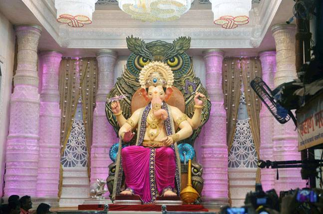lalbaugcha raja 2016 Ganesh Chaturthi Text SMS message