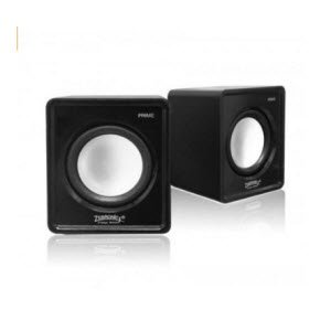 Zebronics Prime 2 2.0 Multimedia Speakers Rs. 143