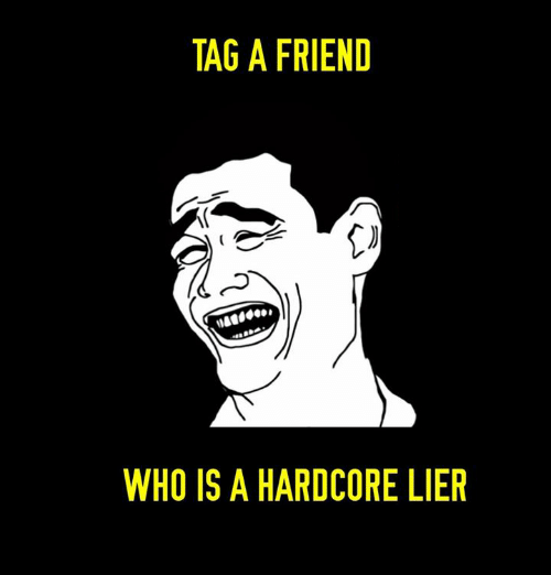 Tag a friend who...